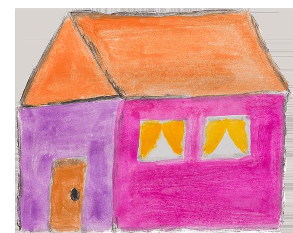 Haus bunt_Spielgruppe